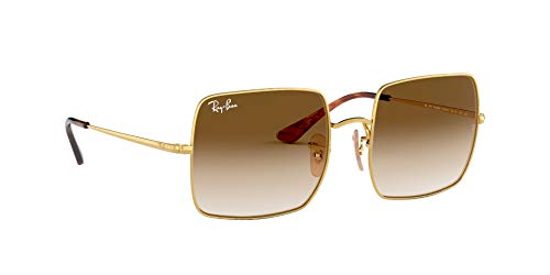 Fashion Shopping Ray-Ban Women's RB1971 Icons Oversized Square Mirrored Sunglasses