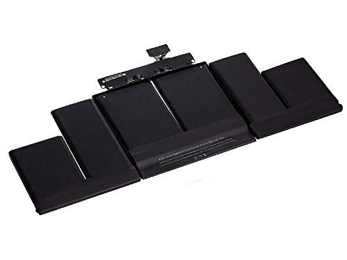 Replacement 6 cell battery for Apple MacBook Pro 15 A1398 (2011-2013) MC975 MC976