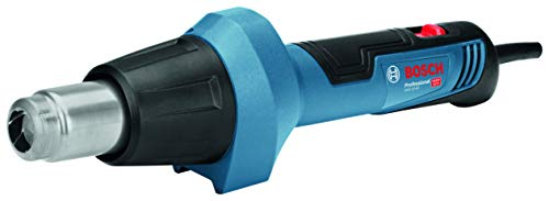 Bosch Professional GHG 20-60 - Decapador (2000 W, 9 temperaturas 50 a 630º, pantalla digital, 2 flujos, en caja)