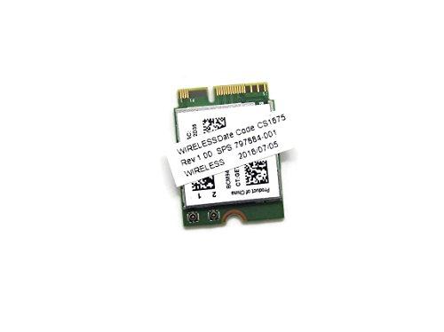 HP ProBook 640 G2 Series Wireless WLAN 11ABGN BT4 2X2 LUFFY 797884-001