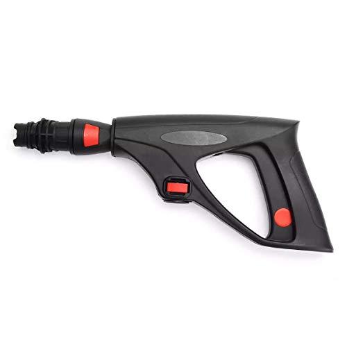 YUXIwang Presión de lavado de Lavadora de presión gatillo de la pistola de boquilla corto Rociador Negro for LAVOR VAX BS herramienta pistola de pulverización
