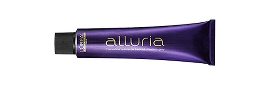 レプリカ不足円形ロレアル アルーリア ファッショングレイ 90g モカブラウン L7