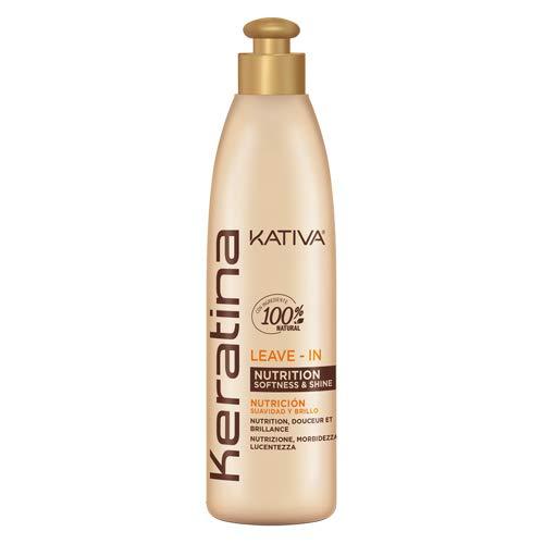 Kativa - Crema de peinar Keratina 250 ml.