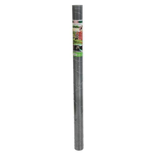 bellissa Hochwertiges Drahtgeflecht - Wühlmausgitter & Mäusegitter, Maulwurfgitter, Drahtgitter aus Maschendraht feinmaschig 210 x 110 cm