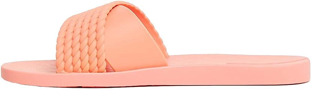 IPANEMA 26400 Women's Street Lightweight Soft Durable Flat Sole Rubber Slides