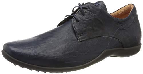 Think! Herren 686612_Stone Derbys, Blau (Navy 87), 46.5 EU