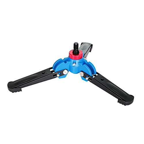 Koolehaoda Monopod Holder Stand Base Three Feet Support Stand with...