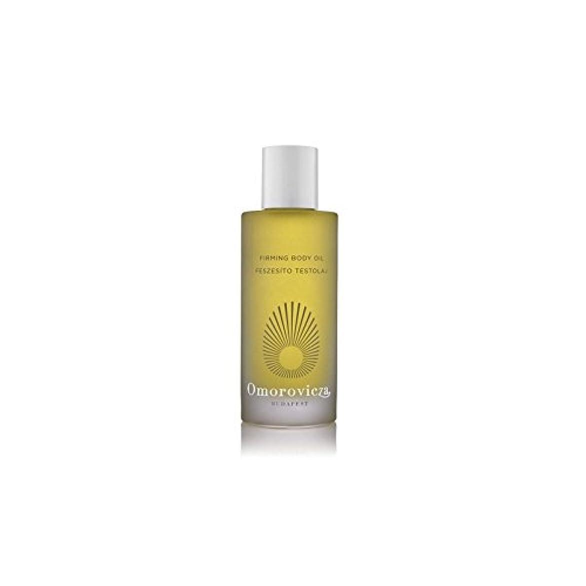 ピック幾分矩形Omorovicza Firming Body Oil (100ml) (Pack of 6) - 引き締めボディオイル(100ミリリットル) x6 [並行輸入品]
