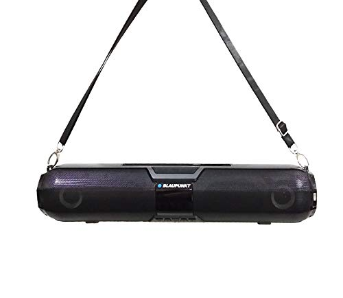 Blaupunkt MP9640-133 Soundbar, Bluetooth, 16 W (8 W x 2), 400 x 86 x 92 mm, Schwarz