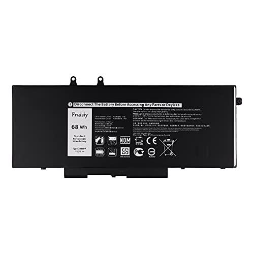 Fruisiy Batteria per laptop 3HWPP 68 Wh per Lenovo IdeaPad Yoga 700-11ISK Series Notebook 10X1J N2NLL + attrezzi
