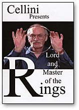 Murphy's Cellini Lord & Master of Rings - DVD