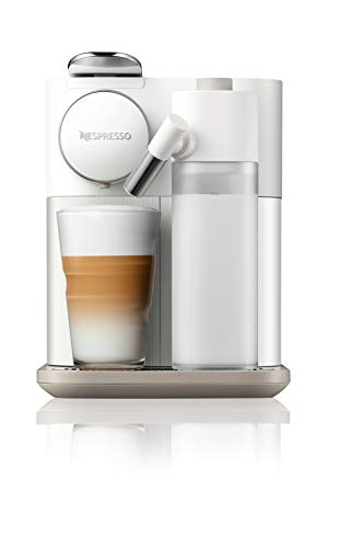 Learn More About Nespresso Gran Lattissima Original Espresso Machine with Milk Frotherby De'Longhi