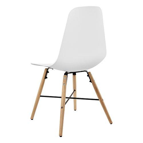 [encasa] Design Esstisch  6 Stühlen Bild 6*