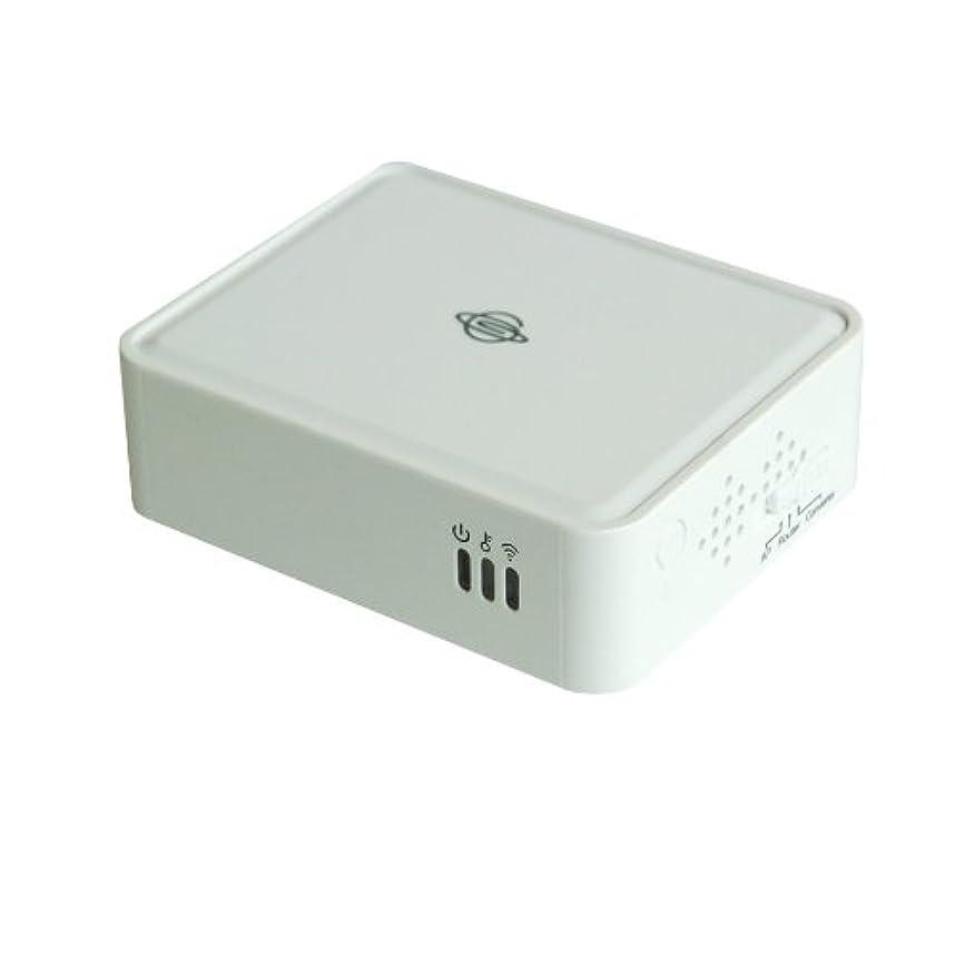 側ロードハウスなるPLANEX 150Mbps 手のひらサイズ2ポート ハイパワー無線LAN モバイルルータ (ルータ/AP/コンバータ) 白 MZK-MF150W