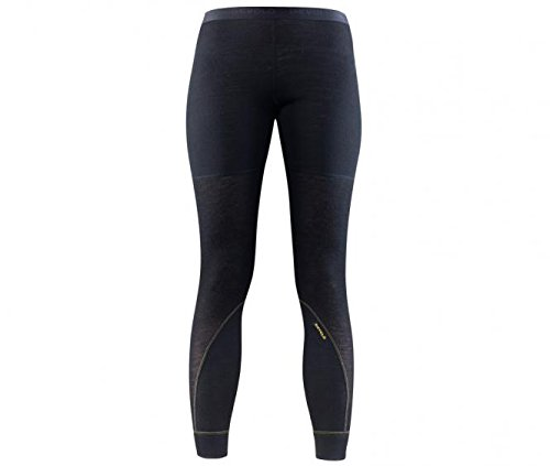 Devold Legging Wool Mesh Dames Zwart