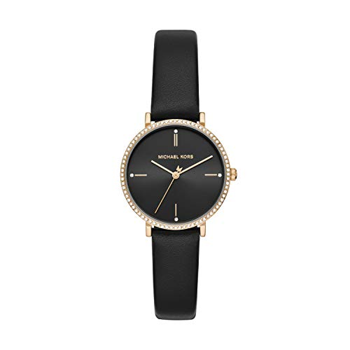 Michael Kors Women's Jayne Three-Hand Gold-Tone Alloy Watch MK7116