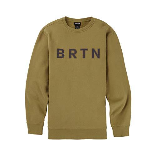 Burton Herren Sweatshirt BRTN, Martini Olive, XL, 13717107300