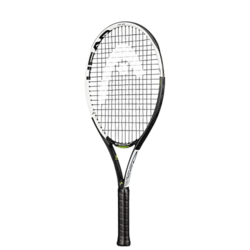 HEAD Speed 25 Raquetas de Tenis, Juventud Unisex, Multicolor, 8-10 años