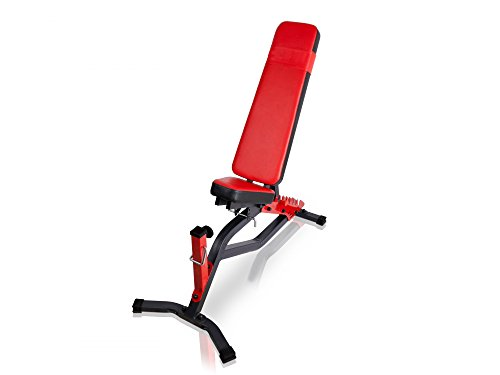 Marbo Sport Panca per esercizi muscolari regolabile MS-L101