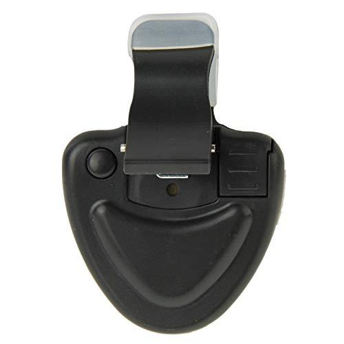 Tuzi QiuGe Angeln Alarm Kreative Sensitive Angeln Alarm elektronische LED-Licht-Fisch-Biss Ton Alarmglocke Klipp auf Rod-Werkzeug Angeln