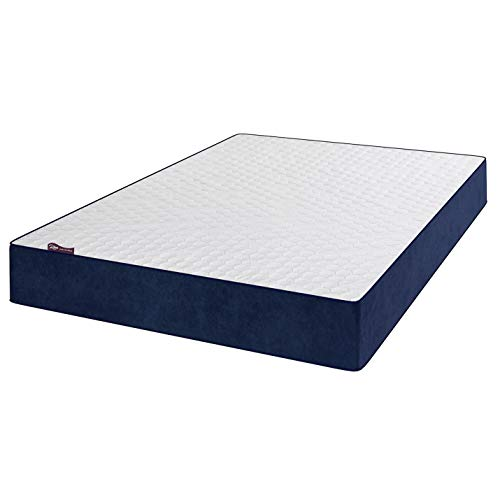 Limitless Home Suite King Size 175mm Reflex Foam 50mm CoolBlue Memory Foam 25mm Latex Temperature Sensitive Mattress