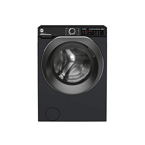 Hoover H-Wash 500 HW410AMBCB Free Standing Washing Machine, WiFi Connected, A+++, 10 kg, 1400 rpm,...