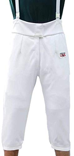 Fencing Pants/Fencing Knickers White