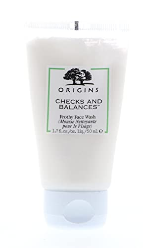 Origins Checks and Balances Frothy Face Wash 50ml/1.7 Oz (Packaging May Vary)