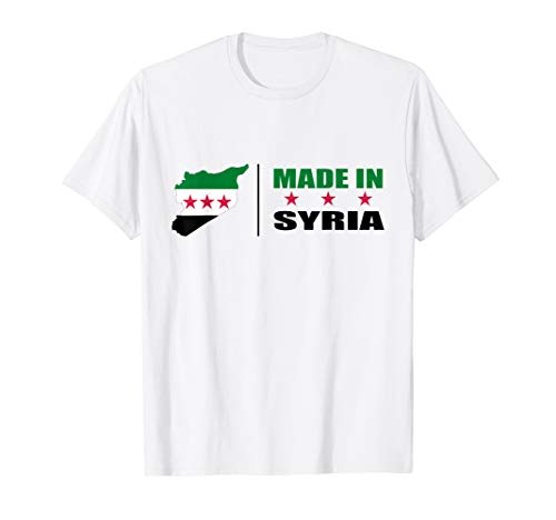 Syrian/Syrischer Tee,Free syria/Syrien T-shirt.
