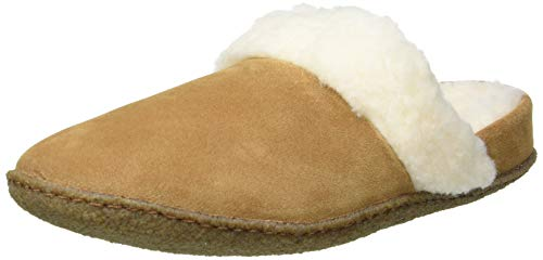 Sorel Damen Hausschuhe, NAKISKA SLIDE II, Braun (Camel Brown, Natural), Größe: 37