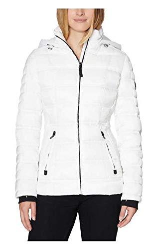Nautica Ladies Puffer Jacket White Large