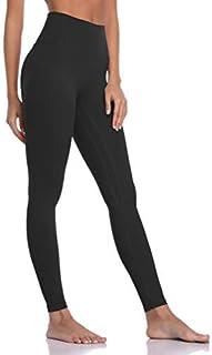 Colorfulkoala Women's Brushed Buttery Soft High Waisted Leggings Full Length Yoga Pants