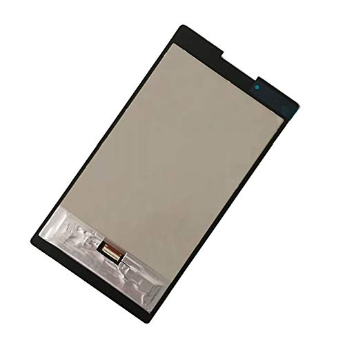 Display a Schermo Piatto Display LCD Sensori Digitizer Touch Screen Sensori di Vetro + Strumenti/Adatta for Lenovo Tab 2 Tab2 A7-30HC A7-30 A7-30DC (Color : Black)