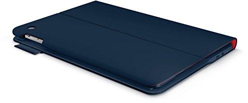Logitech UltraThin Keyboard Folio for iPad Midnight Navy (QWERTZ, deutsches Tastaturlayout)