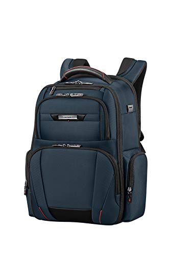 Samsonite Pro-DLX - Laptop Mochila Tipo Casual 44 Centimeters 20 Azul (Oxford Blue)