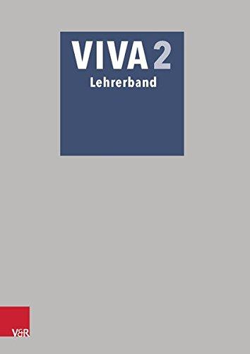 VIVA 2 Lehrerband (VIVA, Bd. 020)
