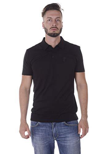 Versace Collection Polo Uomo Nero XL