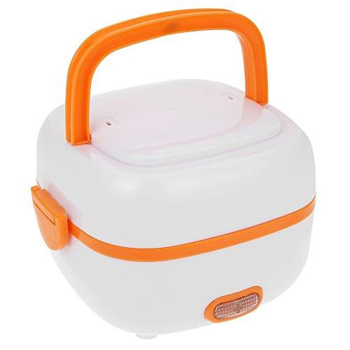 Decdeal Multifunktion Elektrische Lunchbox mit 2 in1 Dämpfen und Kochen