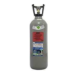 10-kg-Kohlensure-FlascheNeue-CO2-Flasche-mit-SteigrohrTauchrohr-Eigentumsflasche-gefllt-mit-Kohlensure-CO2-Lebensmittelqualitt-E290-kurze-Bauform-10-Jahre-TV-ab-Herstelldatum-Made-in-EU