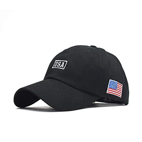 American Flag Baseball Hat - Cool Baseball Hats USA Cap Black Low Rise Condor Women Best Mens Classic Operator America Youth Adult Military Boy Girl Youth