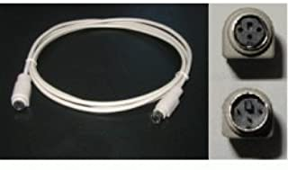 3 Pin miniDin 3D Vesa emitter Extension Cable for Optoma 3DXL, HD33, HD25, HD300, HD833, VIP Displayer, Extender, 3D Theat...