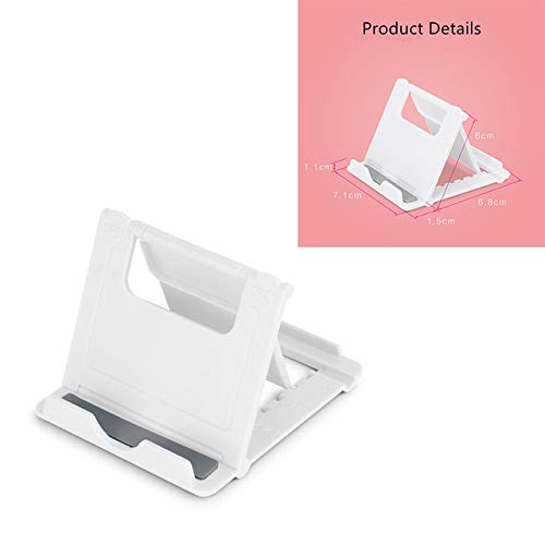 Cell Phone Stand - Universal Table Cell Phone Support Holder for Phone Desktop Stand for Ipad Samsung iPhone X XS Max Mobile Phone Holder Mount,02