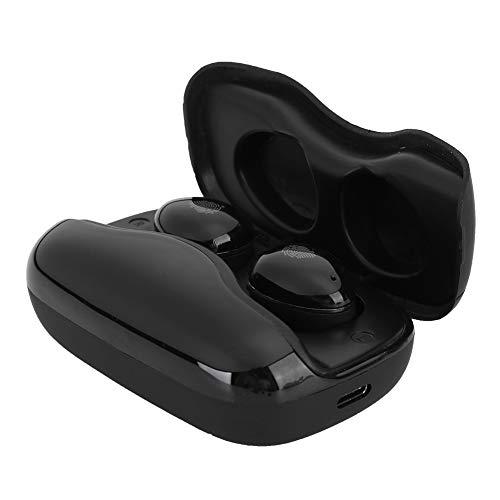 Socobeta True Wireless Digital Display Touch Auriculares para ver películas, ver la televisión y relajarse