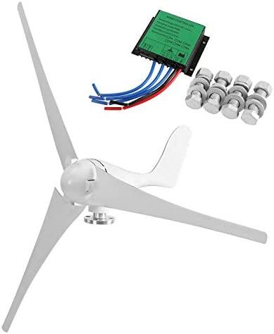 Dyna Living Wind Turbine Generator 400W DC 12V Businesses 3 Blade with Controller for Marine product image