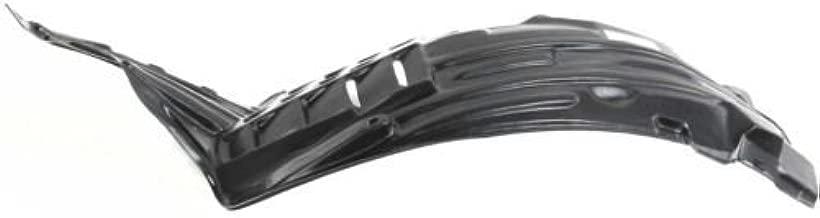 Make Auto Parts Manufacturing Front Driver/Left Side Direct Fit Fender Liner Plastic For Nissan 350Z 2003-2005 - NI1250130