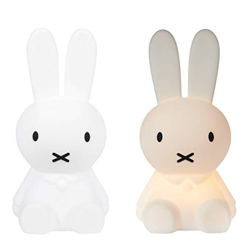 Mr Maria FIRST LIGHT miffy and friends/Miffy USBケーブル充電式 LED コードレス 6段階で調光