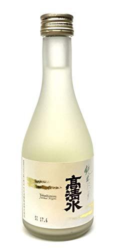 Takashimizu Junmai Nigori Sake - 300ml