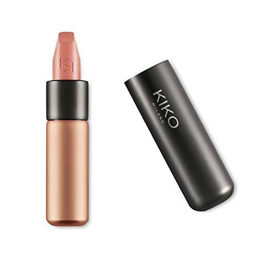 KIKO Milano Velvet Passion Matte Lipstick, 327 Warm Nude, 3.5g