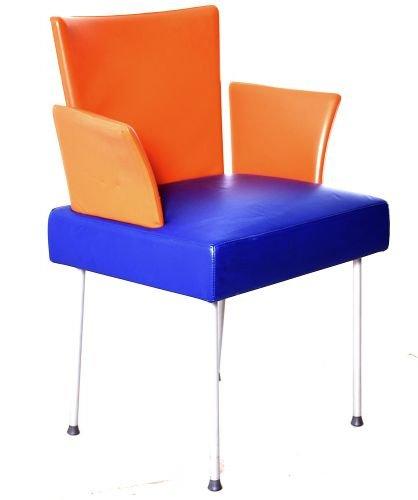 MONTIS Leder-Sessel, 35601, gebrauchte Büromöbel