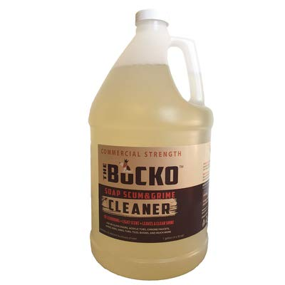 The Bucko Soap Scum & Grime Cleaner